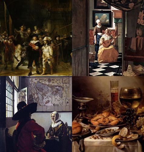 Serijal: Zlatno doba holandskog slikarstva