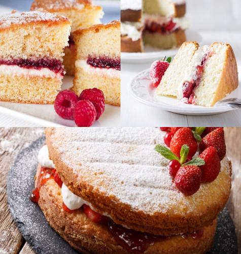 Brzo i lako do kolača s britanskog dvora: Torta Victoria