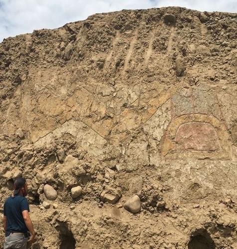 Nova arheološka otkrića: U Peruu otkriven mural star više od 3200 godina