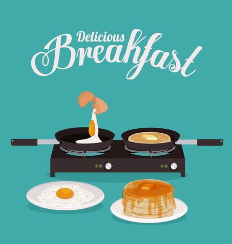 Proteinske palačinke za doručak, brunch ili večeru