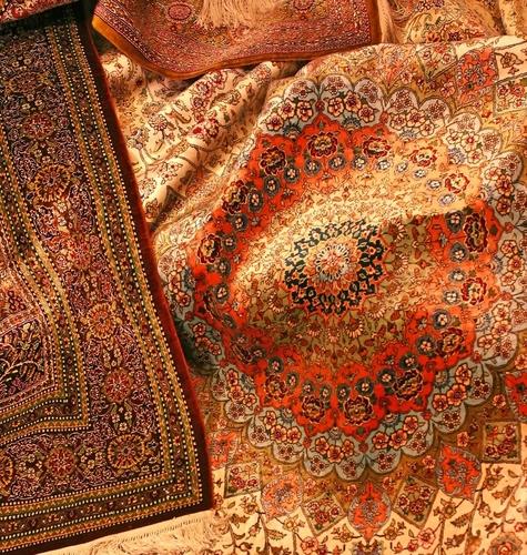 Dekorativni tekstili i tkanine: Tepih je važan dizajnerski adut