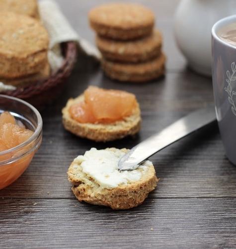 Blog zdrave hrane: Proteinske zemičke od zobi