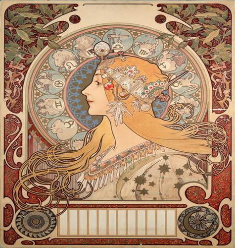 Tragom besmrtnih pravaca umjetnosti i dizajna: Art Nouveau