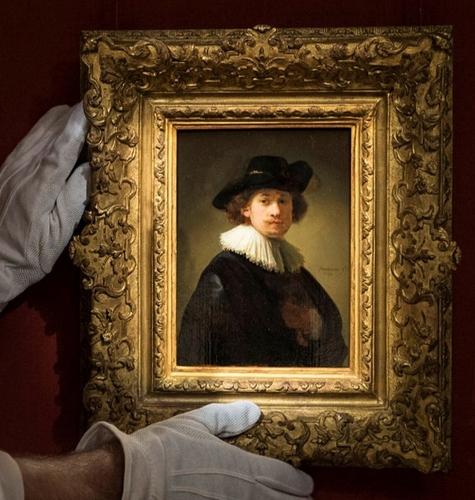 Zlatno doba holandskog slikarstva: Rembrandt