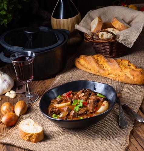Gastro kolumna Mirana Karića: Savršen gulaš je najbolja utjeha