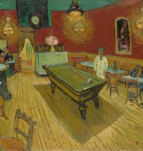 Noćna kafana: Zašto je Van Gogh bio posebno vezan za jednu od njegovih 'najružnijih slika'