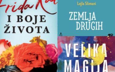 3 bestsellera za vrele ljetnje dane
