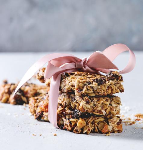 Blog zdrave hrane: Energetske granola pločice