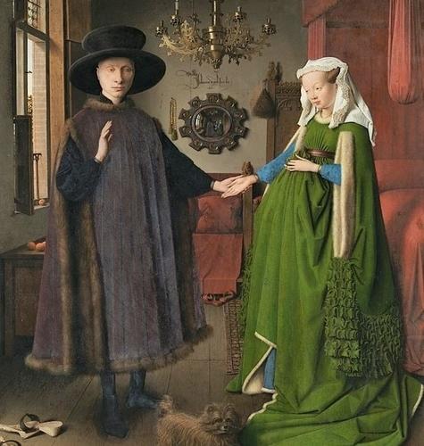 Misterija 'Portreta Arnolfinijevih' Jana van Eycka