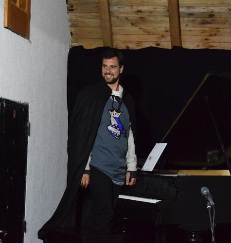 Bartolomej Stanković održao koncert na Bobovcu