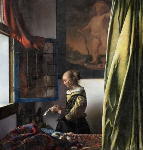 Ko je uklonio Kupida sa Vermeerovog remek-djela?