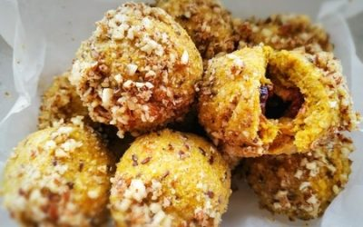 Blog zdrave ishrane: Knedle sa šljivama