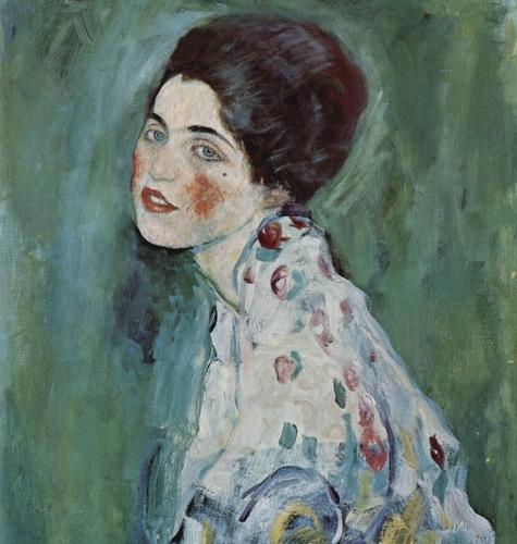 Klimtov Portret dame prvi put izložen nakon krađe